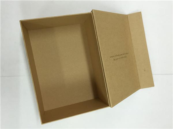解析Sage条纹牛皮纸书型盒