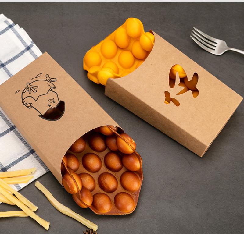 牛皮纸鸡?#30333;?#32440;盒包装应用案例